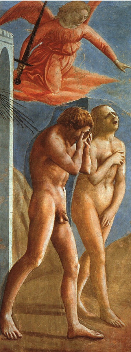 The Expulsion of Adam and Eve from Eden