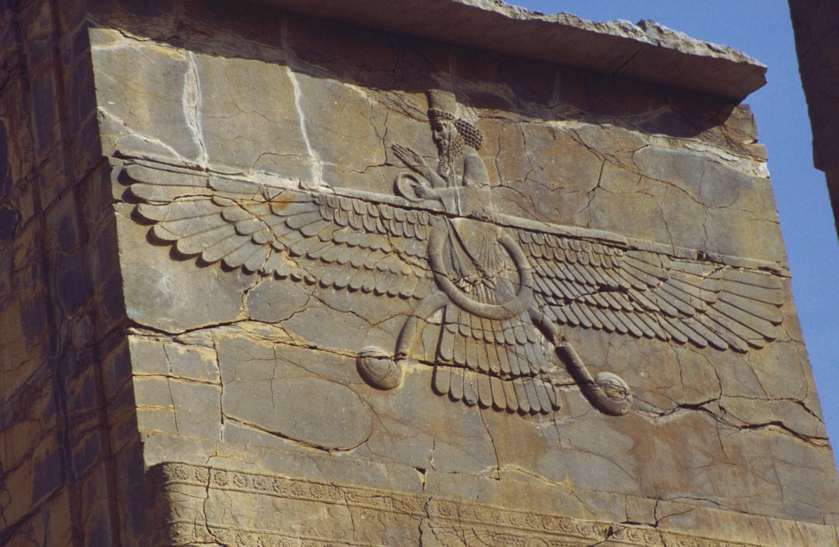 The Egyptian Goddess Isis