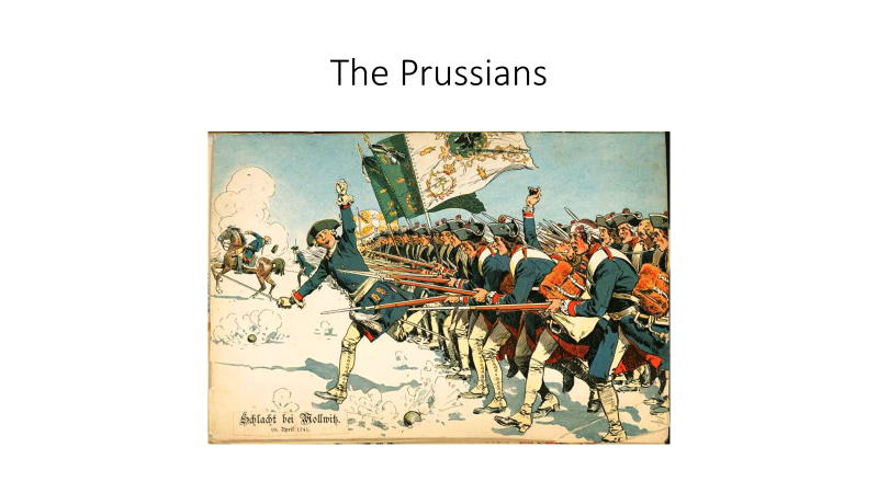 the prussians