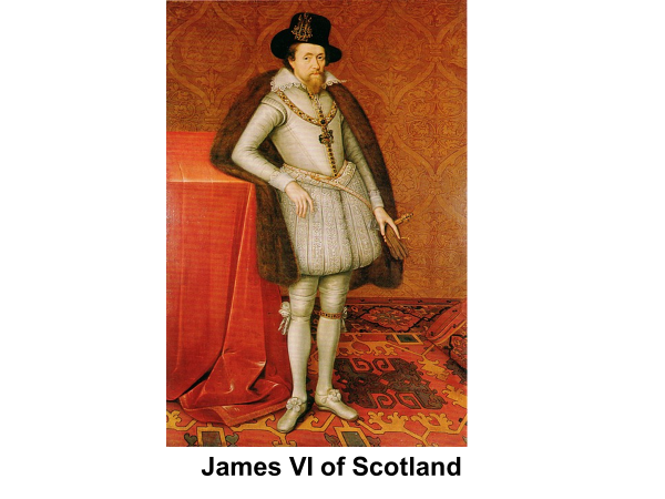 james the 6th of scotland