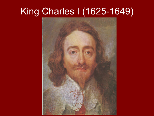king charles the 1st