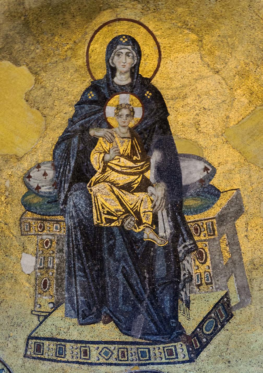 Icon of the Virgin Mary