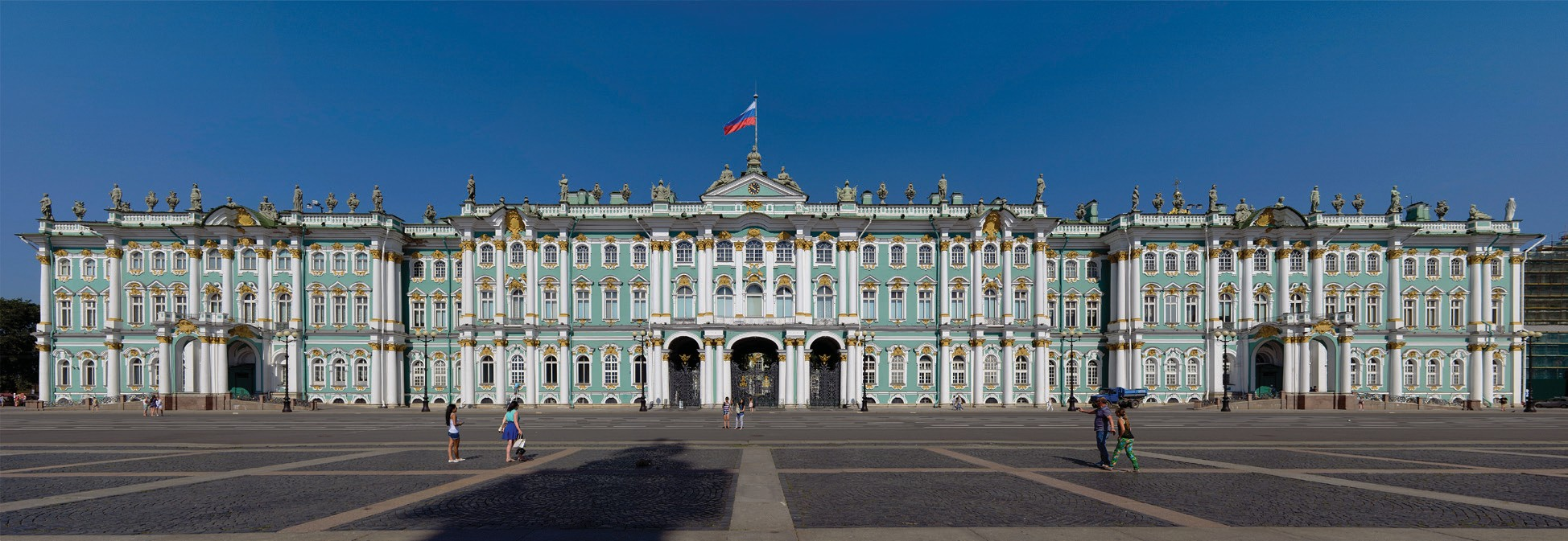 Winter Palace, St. Petersburg