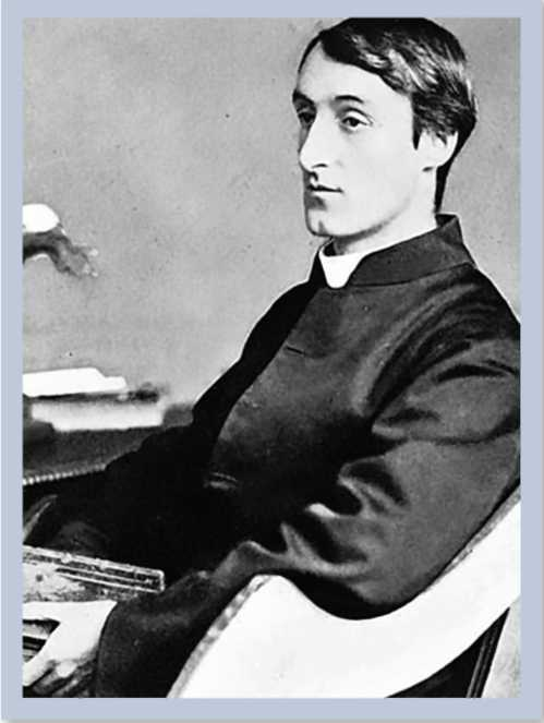 Photo of Gerard Manley Hopkins