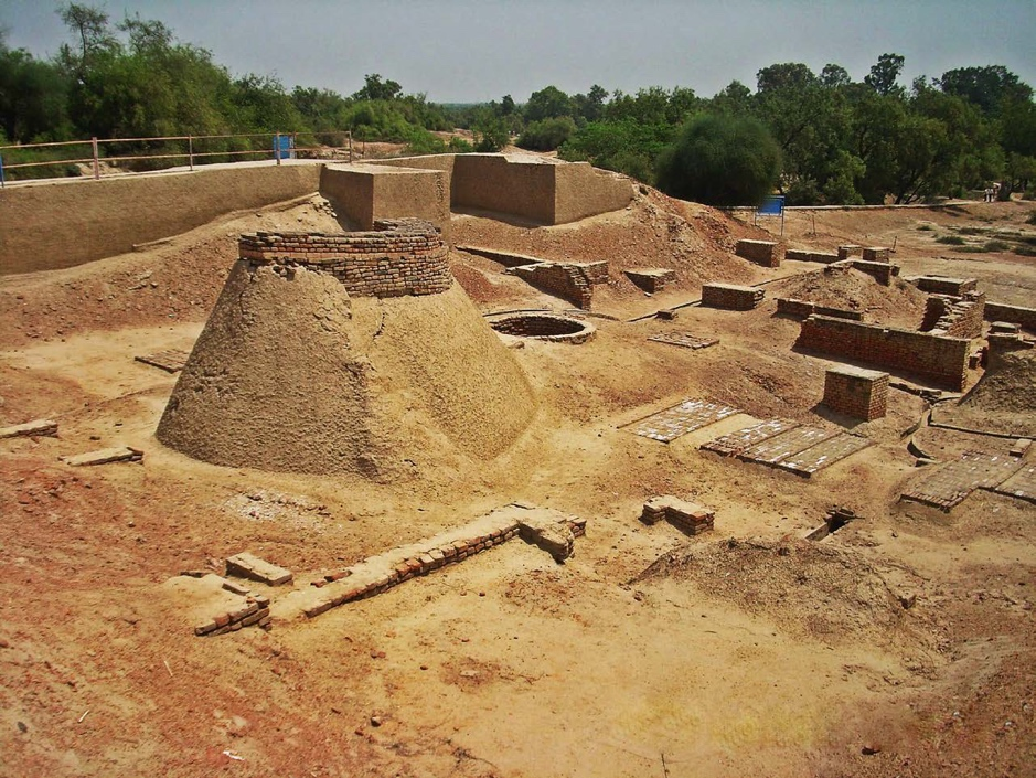Archaeological Site for Harappa