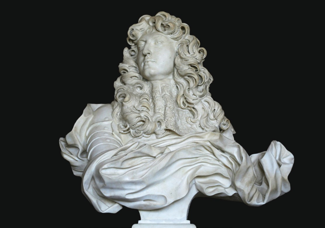 Bust of Louis XIV of France